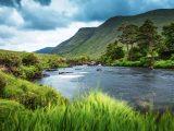 Aasleagh Falls, Mayo
