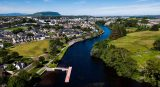 Sligo Aerial View
