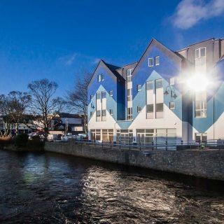 The Building Block Sligo Exterior